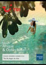 Promos et remises  : Séjours Afrique & Océan Indien