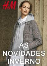Promoções e descontos  : As novidades inverno