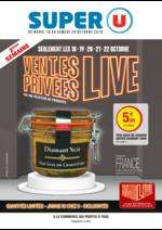 Promos et remises  : Ventes privées live 2ème semaine