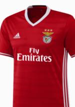 Catalogues et collections Espace Foot : Choisissez le nouveau maillot du Benfica
