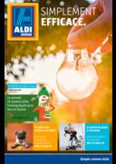 Prospectus Aldi Bern - Eigerstrasse  : Simplement efficace