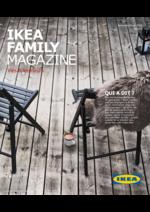 Journaux et magazines IKEA : Ikea Family Magazine