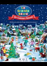 Catalogues et collections La grande Récré : Les Cadeaux Réussis