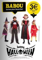 Prospectus Babou : Halloween