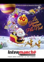 Catalogues et collections Intermarché Contact : La grande tournée du Père Noël