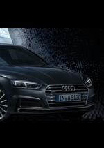 Catalogues et collections Audi : La nouvelle Audi A5 Coupé