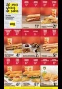 Promoções e descontos Pans & Company Almada Forum : 20 anos, celebra com ofertas deliciosas