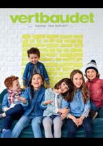 Promos et remises  : Le catalogue mode bébé & enfant automne-hiver 2016-2017