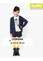 Catalogues et collections Gemo : Lookbook automne-hiver fille