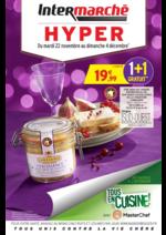 Prospectus Intermarché Hyper : Tous en cuisine !