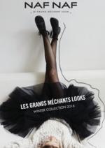 Catalogues et collections NAF NAF : Les grands méchants looks