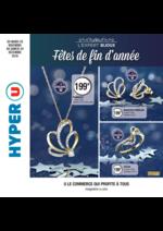 Prospectus Hyper U : L'expert bijoux : Fêtes de fin d'année