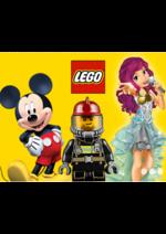 Promos et remises  : -20% sur tous les produits Lego et Lego Duplo en bon d'achat !