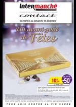Prospectus Intermarché Contact : Un avant-goût de fêtes