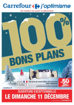 Prospectus Carrefour : 100% bons plans II