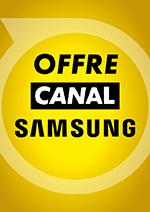 Promos et remises Pulsat : Pour achat d'1 smart TV SAMSUNG & abo canal un TV OFFERTE !