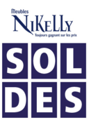 Promos et remises Meubles Nikelly : C'est les soldes !