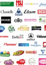 Catalogues et collections stokomani : + de 200 grandes marques en magasin !