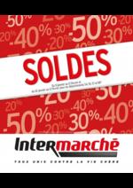 Prospectus Intermarché Hyper : Soldes