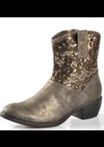 Promos et remises Chauss Expo : Les boots marron à 17,99€ au lieu de 35,99€