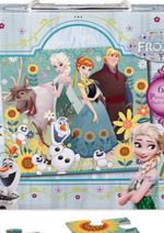 Promos et remises  : Le puzzle 64 pièces La Reine des neiges à 8,17€