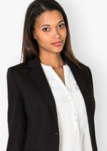 Promos et remises Gemo : Le blazer uni à manches longues à 29,99€
