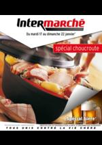 Prospectus Intermarché Super : Spécial choucroute