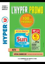 Prospectus Hyper U : L'hyper promo