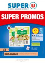Prospectus Super U : Super promos