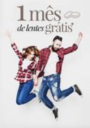 Promoções e descontos Optica Gallery Lisboa : 1 mês de lentes grátis
