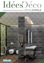 Catalogues et collections Espace Aubade : Idées Déco Urban Jungle