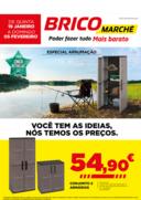 Folhetos Bricomarché Alcobaça : Especial Arrumação