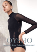 Catalogues et collections Oysho AULNAY SOUS BOIS : Lookbook Sport Collection Ohanami