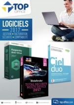 Promos et remises  : Logiciels 2017