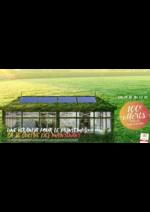 Promos et remises AKENA Vérandas : 100€ offerts - Une véranda pour le printemps