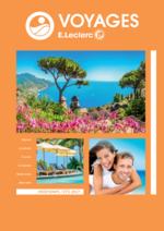 Promos et remises  : Brochure printemps été 2017
