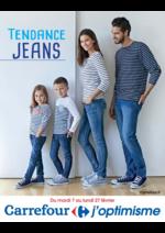 Promos et remises  : Tendance jeans
