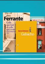 Catalogues et collections FNAC : Rentrée littéraire d'hiver