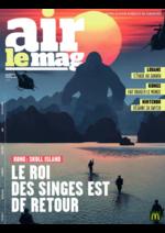 Promos et remises  : Air le Mag du mois de Février 2017