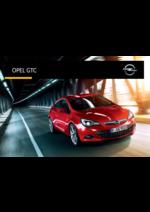 Promos et remises  : Opel GTC