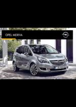 Promos et remises  : Opel Meriva