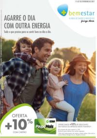 Folhetos BemEstar Arruda dos Vinhos : Agarre o dia com outra energia