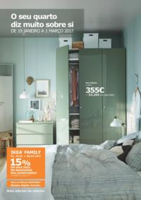 Folhetos IKEA Alfragide : O seu quarto diz muito sobre si