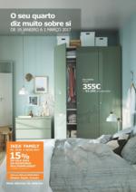 Folhetos IKEA : O seu quarto diz muito sobre si