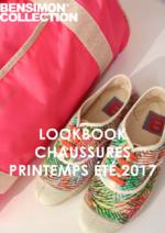 Promos et remises  : Lookbook Chaussures printemps été 2017