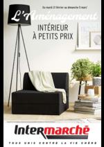 Promos et remises  : L'aménagement intérieur à petits prix