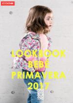 Catálogos e Coleções New Code : Lookbook Bebé primavera 2017