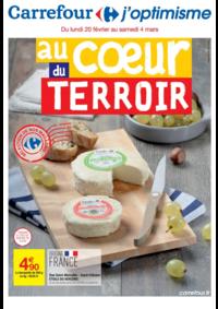Prospectus Carrefour AULNAY SOUS BOIS : Au coeur du terroir