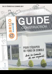 Guides et conseils Brico E.Leclerc CREUTZWALD : Guide construction