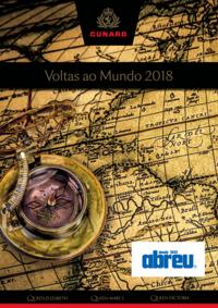 Catálogos e Coleções Viagens Abreu Campera - Carregado : Voltas ao Mundo 2018